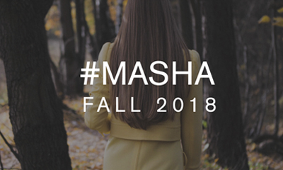 Masha fall 2018